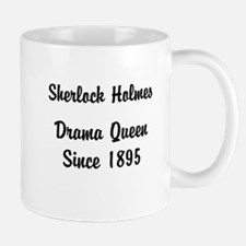 Sherlock Drama Queen Mugs