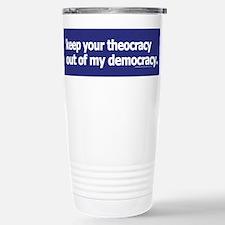 Cute Anti feminism Travel Mug