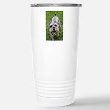 Happy Schnauzer Travel Mug