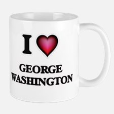 I love George Washington Mugs