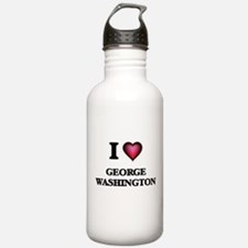 I love George Washingt Water Bottle