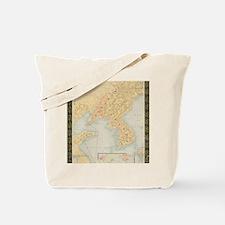 Cute Manchurian Tote Bag