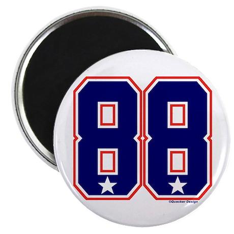 """US(USA) United States Hockey 88 2.25"""" Magnet (10 p"""
