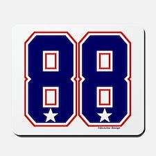 US(USA) United States Hockey 88 Mousepad