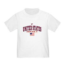 US(USA) United States Hockey 88 T