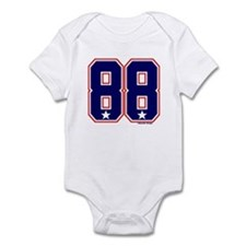 US(USA) United States Hockey 88 Infant Bodysuit