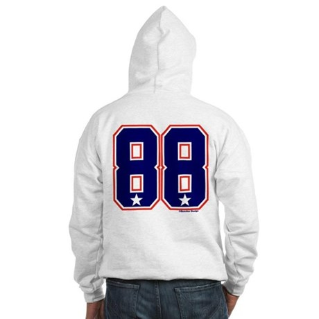 US(USA) United States Hockey 88 Hooded Sweatshirt