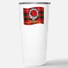 Cute Stuart Travel Mug