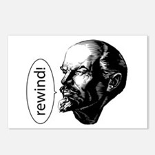 Lenin Loves D&B Postcards (Package of 8)