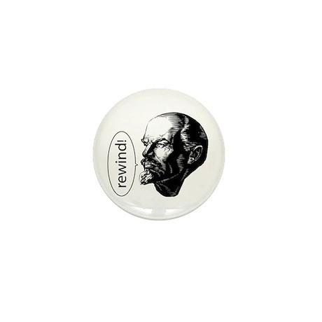 Lenin Loves D&B Mini Button (100 pack)