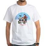 2016 OOTS Holiday White T-Shirt