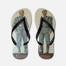 Cool World militaries Flip Flops