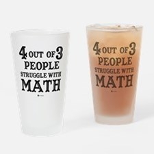 Funny People Drinking Glass