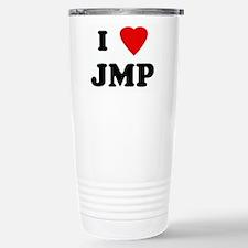 Unique Hearts Thermos Mug