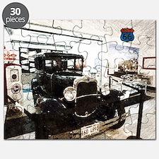 RT 66 car Puzzle
