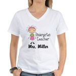 Kindergarten Teacher Personalized T-Shirt