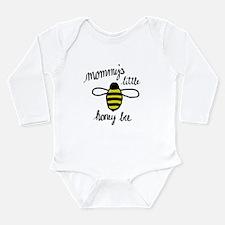 Mommy's Little Honey Bee Body Suit