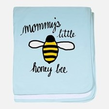 Mommy's Little Honey Bee baby blanket