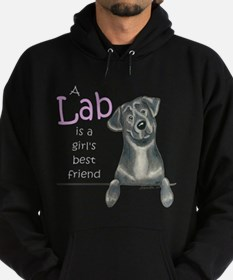 Black Lab BF Sweatshirt