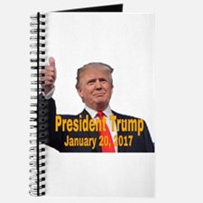 President Trump Journal