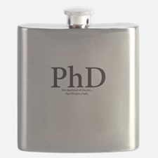 PhD not that kind of Doctor but I'll take a look F