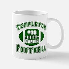 TEMPLETON FOOTBALL (custom) Mugs