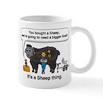 I Bought A Sheep Mug