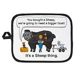 I Bought A Sheep Potholder