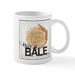 Buy A Bale (Border) Mug