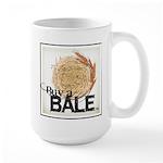 Buy A Bale (Border) Large Mug