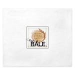 Buy A Bale (Border) King Duvet