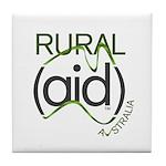 Rural Aid Tile Coaster