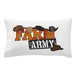 Farm Army Pillow Case