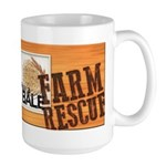 Farm Rescue Large Mug