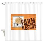 Farm Rescue Shower Curtain