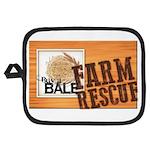 Farm Rescue Potholder