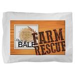 Farm Rescue Pillow Sham