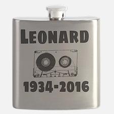 Funny Leonard Flask