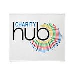 Charity Hub Throw Blanket