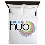 Charity Hub Queen Duvet