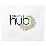 Charity Hub King Duvet