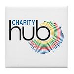 Charity Hub Tile Coaster