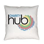 Charity Hub Everyday Pillow