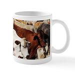 A Herd of Cattle Mug