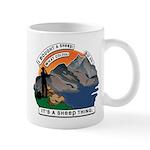 I Bought A Sheep Mountain Mug