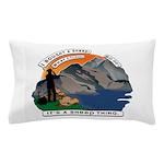 I Bought A Sheep Mountain Pillow Case