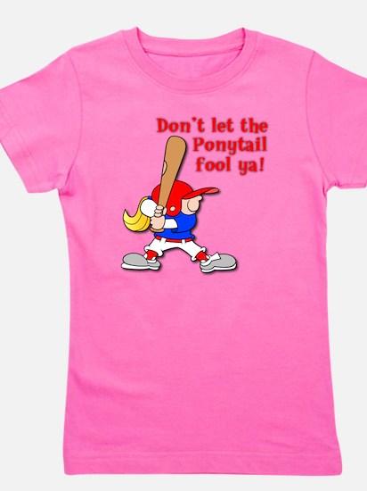Ponytail T-Shirt