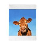 Selfie Cow Twin Duvet