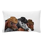 Cowboy Horses Pillow Case