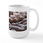 Baby Pigs Large Mug